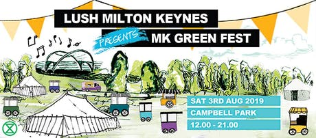 Lush Presents: MK Green Fest tickets