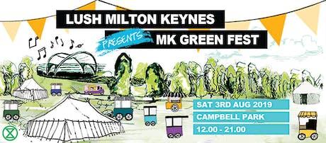 Lush Presents: MK Green Fest tickets