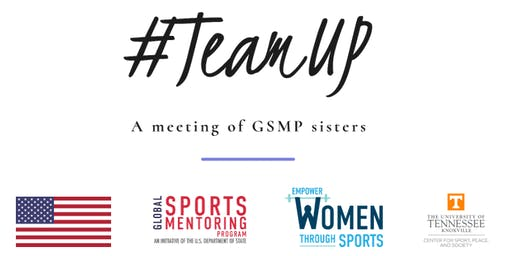 #TeamUp to Empower Women and Girls through Sport