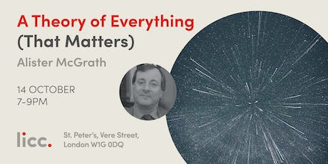 A Theory of Everything (That Matters) tickets