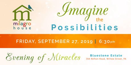 2019 Evening of Miracles tickets