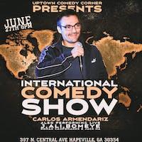 June 27 - International Comedy Show