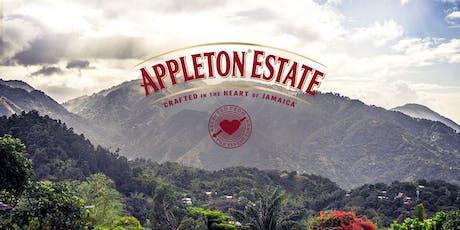 Rum Tasting at Rhythm Kitchen E17: Appleton Estate tickets