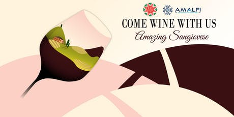 Come Wine with Us: Amazing Sangiovese tickets
