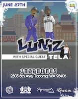 Luniz Live!