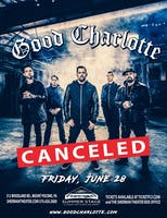 Good Charlotte *CANCELED*