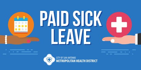 San Antonio Paid Sick Leave Information Sessions tickets