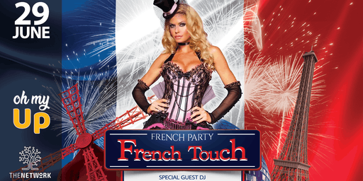 French Touch v2.0 by The Network: World Tour Series