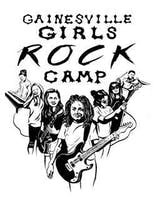Gainesville Girls Rock Camp Showcase