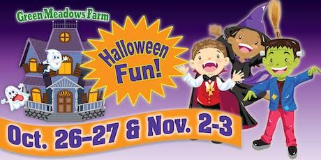 Green Meadows Farm Brooklyn Halloween Fun Weekends tickets