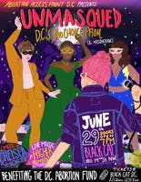 UNMASQUED: DC's Pro-Choice Prom