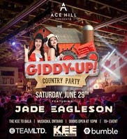 TEAMLTD's Giddy Up Country Party -  Presented by Ace Hill