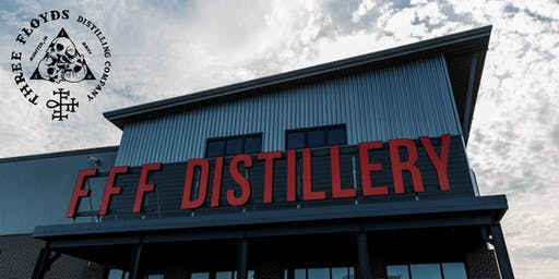3 FLOYDS DISTILLING GRAND OPENING SOLSTICE PARTY BUS SERVICE