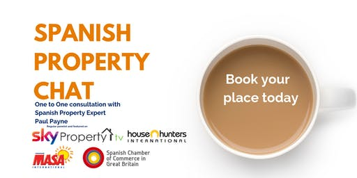 Birmingham: Spanish Property Chat