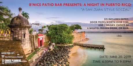 B'Nice Patio Bar Presents: A Night in Puerto Rico  tickets