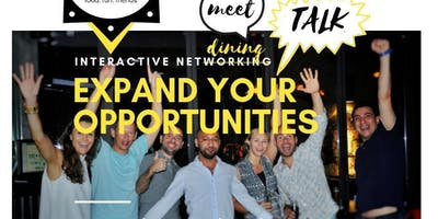 Interactive and culinary fun-filled networking evening