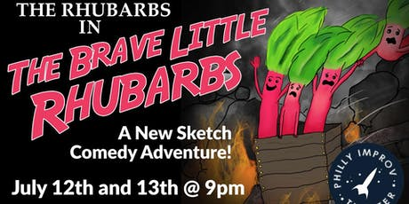 Sketch Comedy: The Rhubarbs in The Brave Little Rhubarbs tickets
