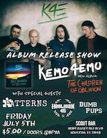 Kemo 4 Emo - Album Release Show