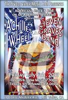Achilles Wheel & The Steven Graves Band