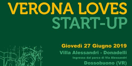 VERONA LOVES START UP biglietti