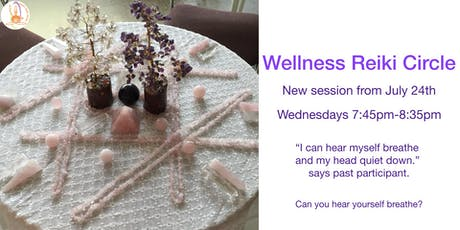 Wellness Reiki Circle tickets