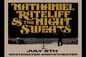 Nathaniel Rateliff & The Night Sweats with Rob Baird and Los Coast
