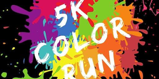 Geronimo Celebration 5K Color Run