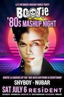 Bootie LA: '80s Mashup Night