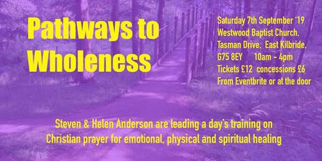 Pathways to Wholeness tickets
