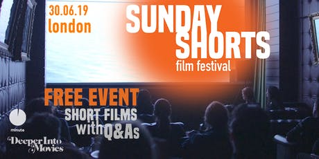 Sunday Shorts - June, London tickets
