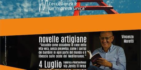 Moretti ad IVREA ! biglietti