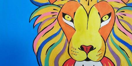 Paint Pop Art! Canary Wharf, Tuesday 16 July tickets