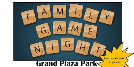 A Grand Family Game Night tickets