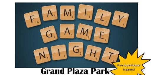 A Grand Family Game Night