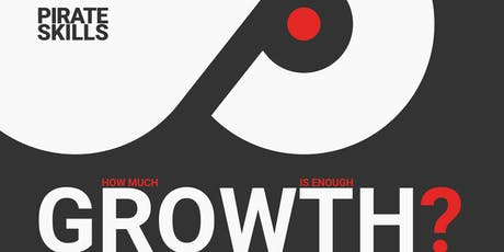 How Much Growth Is Enough | Meetup tickets