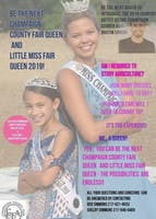 2019 Champaign County Fair Queen Pageant