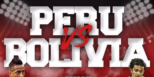 La Copa America ⚽️ Peru vs Bolivia
