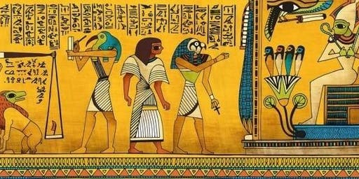 """Get Arty """"Land of the Pharaohs Week"""" Primary age"""