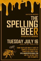 THE SPELLING BEE-R