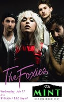 The Foxies, Acres Even, The Downhill Jam