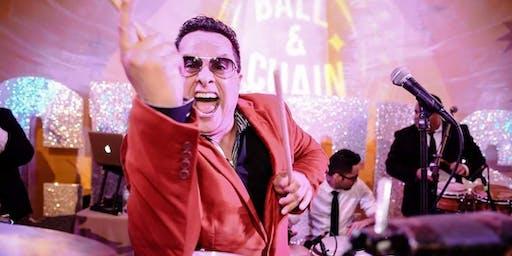 Athens Latin & Foundry Entertainment present... Tito Puente, Jr