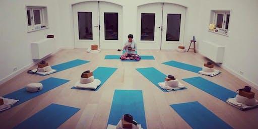 Seaside Yoga & Meditation Retreat with Iryna & Kremena