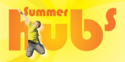 The Warriner School Holiday Hubs, Bloxham. 25/07/2019 - 30/08/2019
