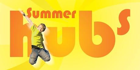 The Warriner School Holiday Hubs, Bloxham. 25/07/2019 - 30/08/2019 tickets