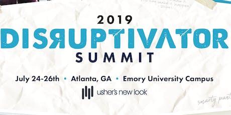 Disruptivator Summit Career Expo tickets