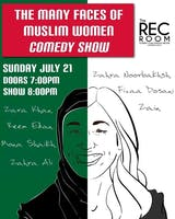 Many Faces of Muslim Women Comedy Show