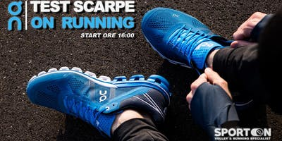 Test Scarpe ON Running