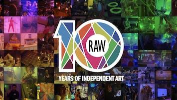 RAW natural born artists