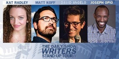 The Daily Show Writers Stand-Up Tour
