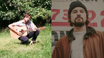 Martin Courtney (of Real Estate) & Ryley Walker